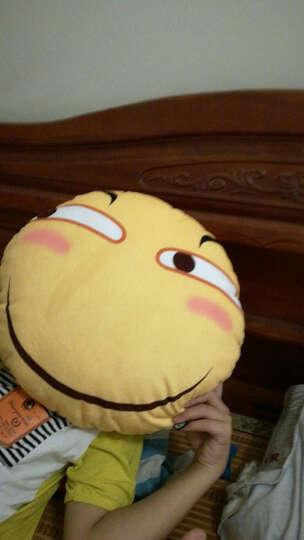 【动漫城】漫踪滑稽脸公仔表情包抱枕动漫周边二次元恶搞毛绒靠枕 压感笔抱枕 晒单图