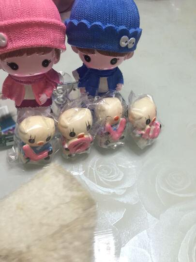 色豆 汽车摆件卡通公仔保平安娃娃装饰 创意礼品生日礼物送女友企业采购年会礼物 花样年华+香水底座+小猪 晒单图