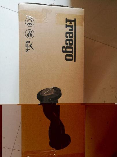畅行(Freego) 平衡车两轮成人代步车智能双轮体感车电动自平衡车儿童扭扭车 8英寸热情红  蓝牙音响+自平衡 晒单图