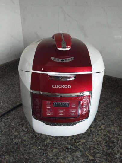 福库(CUCKOO)高压电饭煲CCRP-K1088SR 5L 晒单图