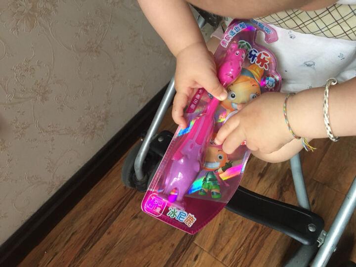 【免运费】伢牙乐儿童牙刷  口袋鹿博士 YS206 专为儿童设计  适合7-12岁儿童 晒单图
