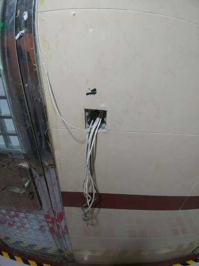 EB-LINK 光猫/FTTH电信联通移动铁通光纤皮线到户预埋线 10米SC-SC接口家庭入户延长线 50米 光纤到户专用 晒单图