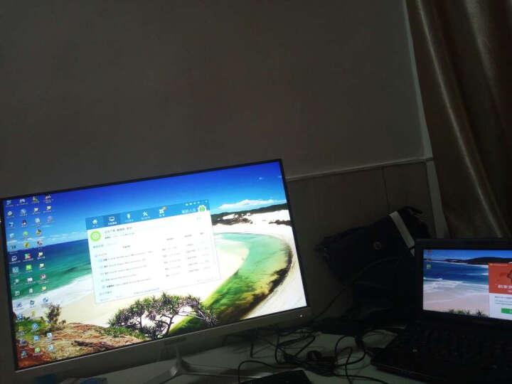 优越者(UNITEK)Y-8711 VGA转HDMI转换器带音频VGAtoHDMI转换线0.15米 电脑接投影仪显示器电视高清头黑色 晒单图