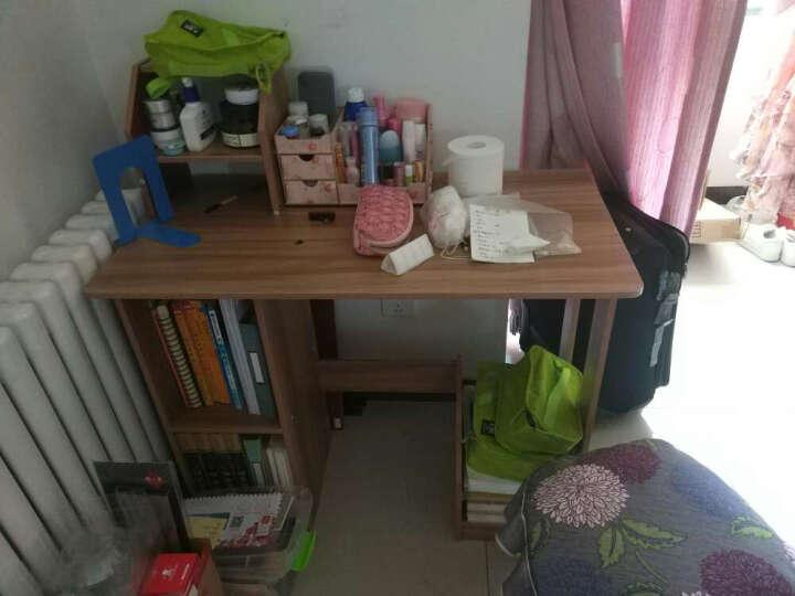 佳适宝 化妆品收纳盒 创意DIY桌面化妆盒收纳箱储物盒置物架 M007 粉色 晒单图