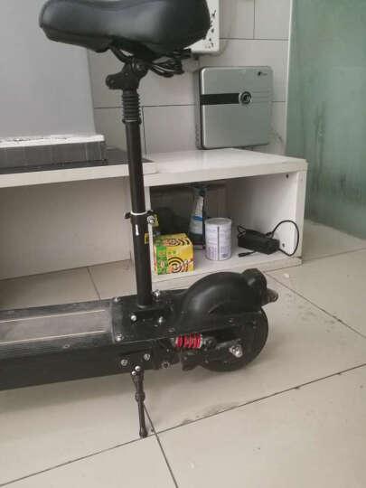 希洛普(SEALUP) 锂电池折叠迷你电动车 城市便携电瓶车自行车  电动滑板车 可折叠电动车电瓶车 三避震18.4AH豪华款60-70公里 晒单图