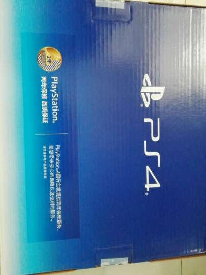 索尼(SONY)【PS4国行游戏主机】Slim/Pro 支持VR电脑娱乐游戏机京东自营同款ps4 送正版游戏光盘 雷曼传奇 1TB硬盘再送3款大作游戏 晒单图