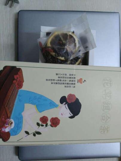 归膳堂 花草养生组合茶菊花茶玫瑰茶袋泡茶八宝工艺茶 柠檬荷叶菊花茶 144g 晒单图