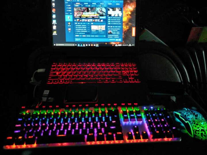 联想(Lenovo)拯救者R720 15.6英寸大屏游戏笔记本电脑(i5-7300HQ 8G 1T+128G SSD GTX1050Ti 4G IPS 黑) 晒单图