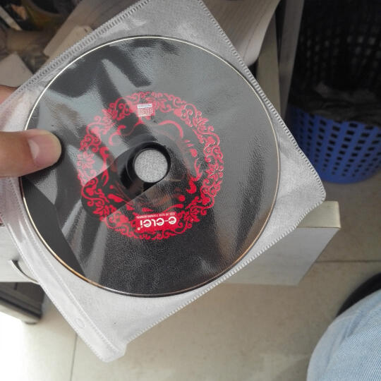e磊 外置光驱dvd刻录机usb外接光驱笔记本台式电脑一体机DVD光驱cd音乐刻录机 晒单图