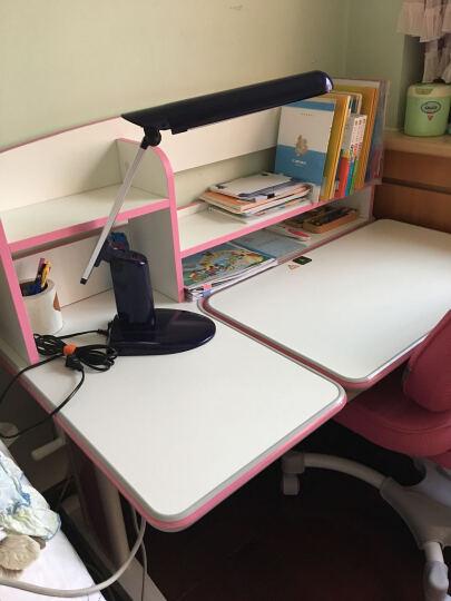 童画林 儿童书桌 儿童学习桌椅 小学生写字桌可升降学习桌椅套装学生桌 DFD501+DFC301R 晒单图