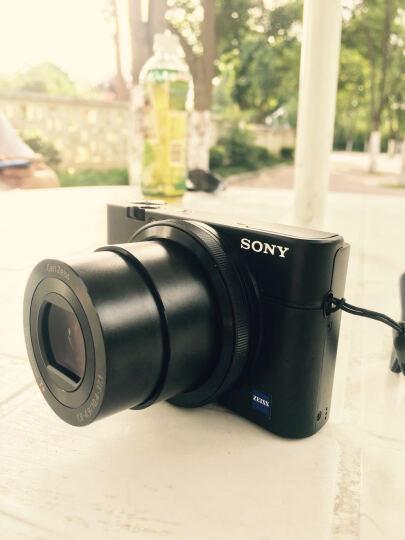 索尼(SONY)黑卡DSC-RX100 1英寸大底数码相机/卡片机/照相机 等效28-100mm F1.8-F4.9蔡司镜头 1080P视频 晒单图