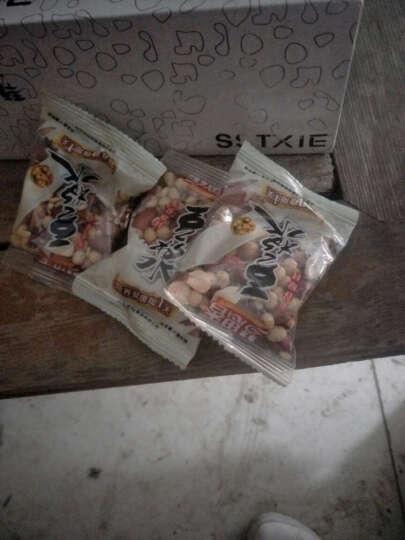 【五谷豆浆】梦思香 五谷豆浆原料包 烘焙熟粮 五谷杂粮 花生杏仁豆浆10包 晒单图