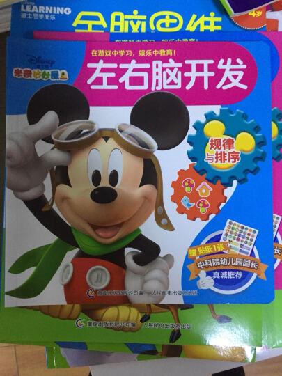 多元智能国际版:IQ、CQ、EQ潜能开发游戏大书(3岁套装) 晒单图