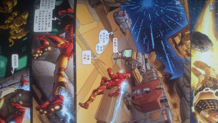 美国漫画·漫威超级英雄漫画:复仇者vs X战警 晒单图