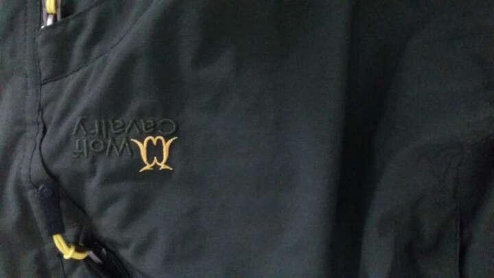秋冬季户外男士加厚冲锋裤情侣薄款透气速干衣裤男女登山裤短裤徒步两截速干裤可拆卸长裤子 男-卡其色(薄款) 3XL 晒单图