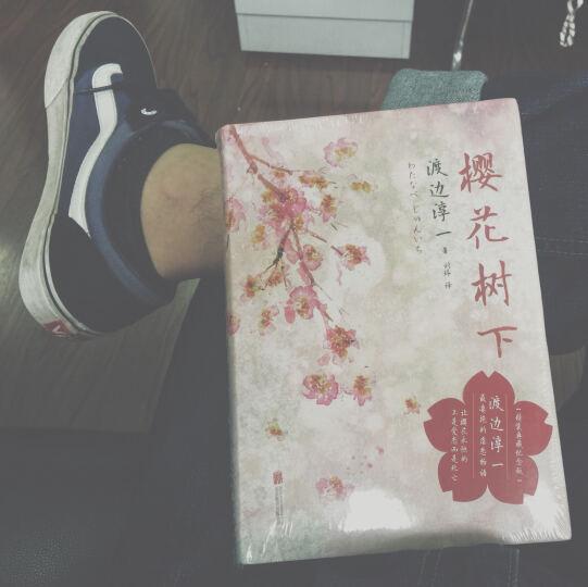 樱花树下(精装典藏纪念版) 渡边淳一 文学 书籍 晒单图