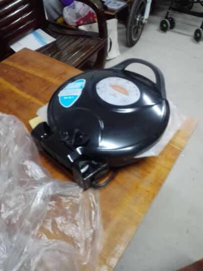 安尚 小熊B琪系列双面加热悬浮式多功能电饼铛烤饼锅 晒单图