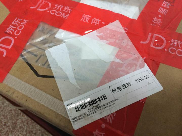 得力(deli) 92621 黑马电子密码保管箱 高55cm 双保险防盗 办公家用 晒单图