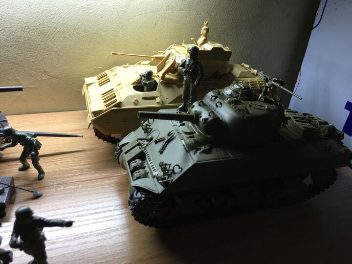 田宫坦克模型拼装 35132 1/35 美军M2布雷德利步兵战车 晒单图