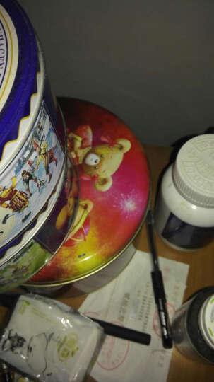 香港进口克努特canute轻松系列原味黑巧克力味黄油曲奇饼干零食品 原味45g*10袋 晒单图