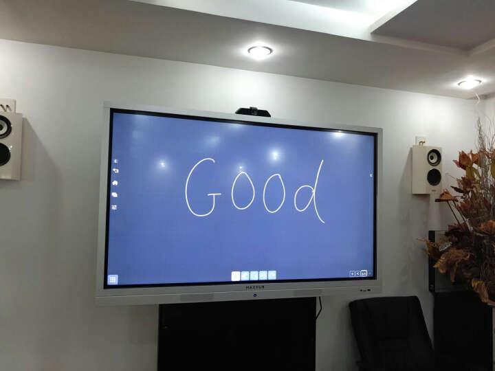 maxhub 智能会议平板 65英寸标准版 电子白板视频会议教学一体机办公投影仪电视屏 红外智能笔SP05 官方标配 晒单图
