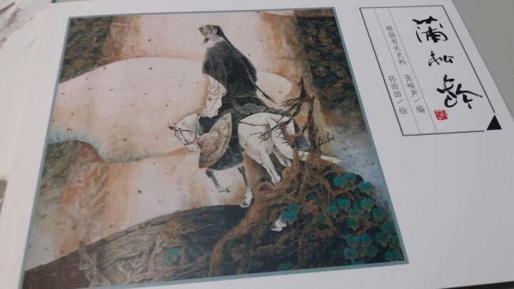 【包邮】绘本聊斋 全套6册 特色传统绘本 古典名著连环画故事书 聊斋志异 连环画 晒单图