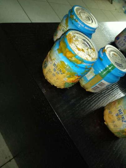 亨氏 (Heinz) 宝宝零食 婴儿果泥混合水果泥(辅食添加初期-36个月适用)113g 晒单图