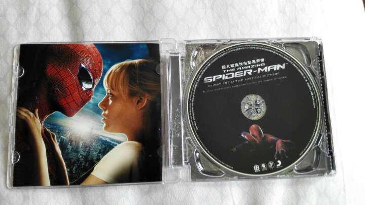 詹姆斯·霍纳:超凡蜘蛛侠(电影原声带CD) 晒单图