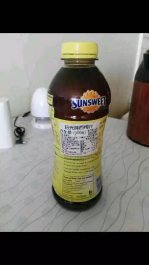 美国Sunsweet日光牌加州西梅汁946ml进口纯果汁果蔬汁饮料孕妇可以喝饮品 晒单图