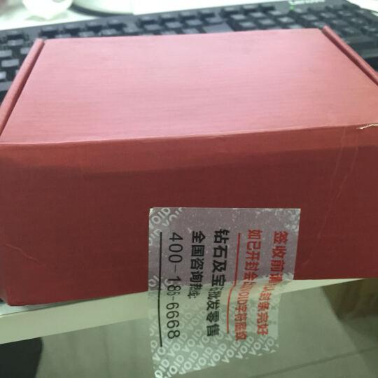 鑫万福 守恋铂金手链PT950白金简约时尚女款约2.90-3.10g 晒单图