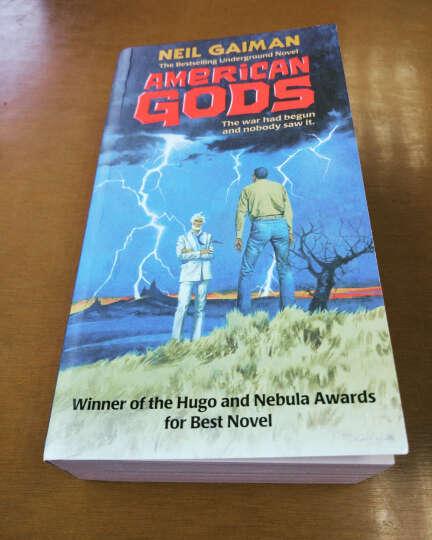 【现货】英文原版 American Gods 美国众神 十周年纪念版 小说 晒单图