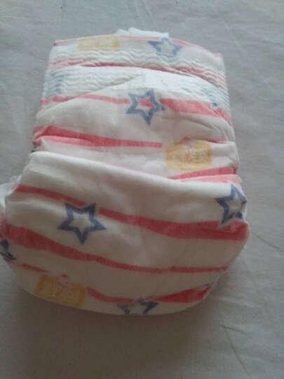 宜婴 酷炫魔法宝宝纸尿裤超薄新生婴儿简装尿不湿试用装 L10片 晒单图