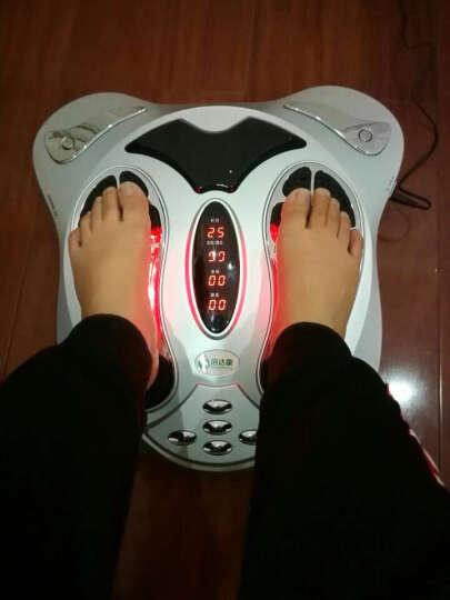 倍达康 足疗机足底按摩器低频健康理疗仪经络通理疗机电疗按脚器脚部电灸电疗脚关节疼按摩仪多功能加热 晒单图