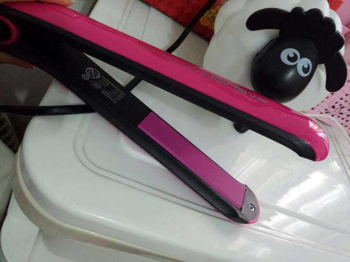 飞科(FLYCO)卷发棒 卷直两用夹板 直发器烫发器卷发器 FH6811 晒单图