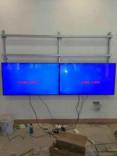 康普瑞液晶拼接屏拼接电视墙安防视频监控LED液晶窄边拼接图像显示器商用拼接大屏无缝拼屏三星LG 42英寸8mm拼缝(奇美) 晒单图