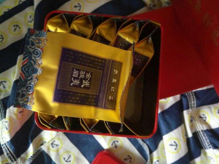 【京东品质推荐 不要礼盒加送10包】武夷红茶师桐木关金骏眉礼盒新茶叶300克(天然蜜香) 晒单图