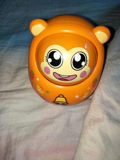 美致 婴儿玩具 宝宝早教益智不倒翁玩具0-1-3岁 小猴子加费雪球 晒单图