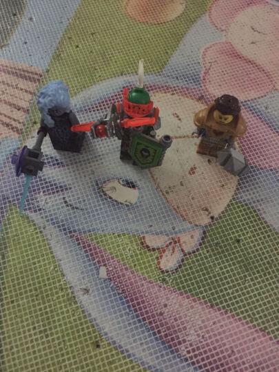 乐高官方旗舰店 未来骑士团系列 未来骑士团 积木拼插玩具 7岁+ 魔炎上将的末日攻城车70321 晒单图