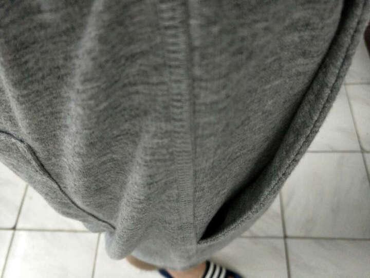 真维斯短裤男夏季宽松休闲裤港风薄款五分裤马裤学生运动裤子 2505 蓝色 S 晒单图