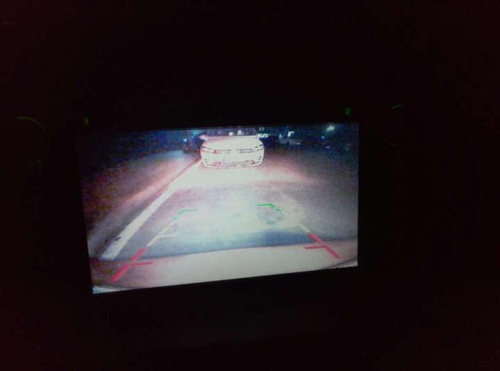 威玛尔 丰田高清CCD夜视倒车摄像头LED倒车影像适用汉兰达凯美瑞花冠卡罗拉RAV4雷凌 09-17年花冠 晒单图
