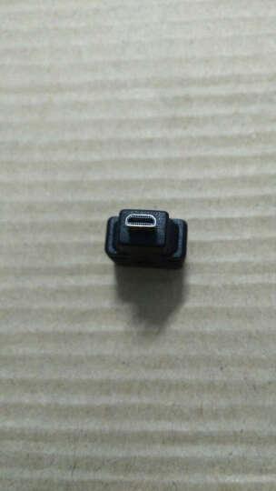 品恒(PIHEN)PH-ZHX047 Micro HDMI转接头 Micro HDMI转HDMI公对母高清转接口 相机/平板微型HDMI连接电视 晒单图