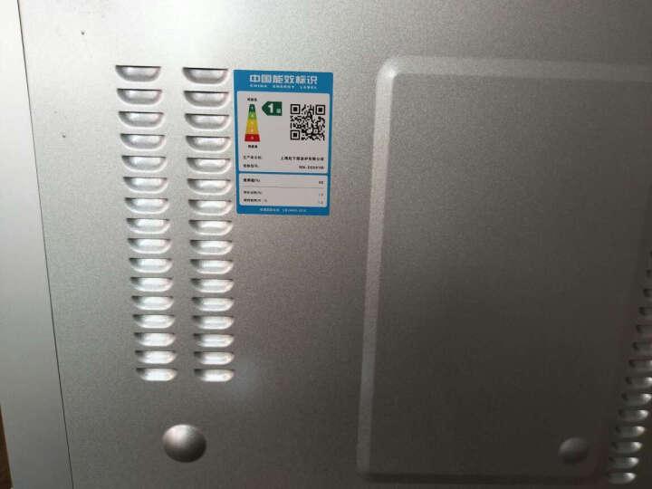 松下(Panasonic)微波炉 变频加热 烧烤 银色NN-DS581M 27L 晒单图