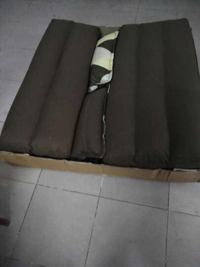 VOGUES 懒人沙发榻榻米日式单人卧室沙发沙发床垫电脑椅折叠沙发椅双人阳台休闲椅 天然乳胶填充物款 1.2m款付款页面备注颜色 晒单图