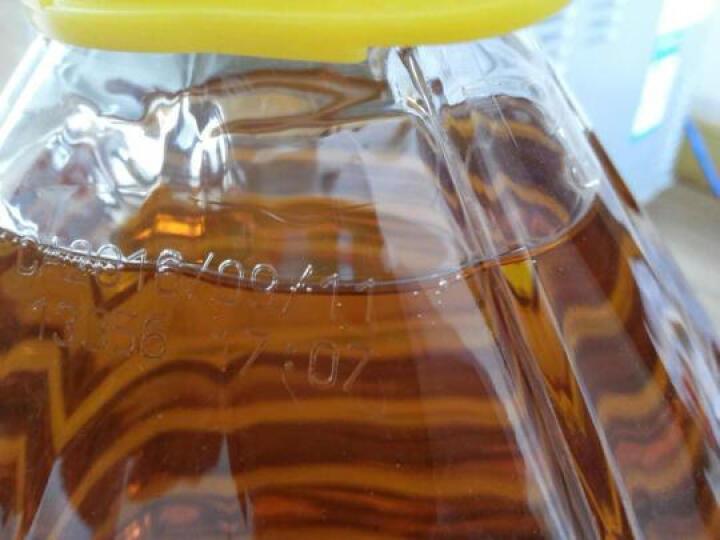 鲁花 5S 压榨一级 花生油 4L(新老包装随机发放) 晒单图