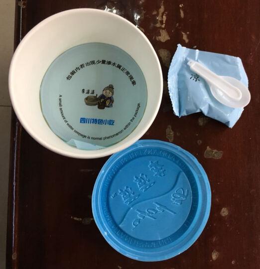 李婆婆方便速食甜品四川特产美食休闲小吃大米黄糖凉糕非凉粉 155g*5杯 晒单图