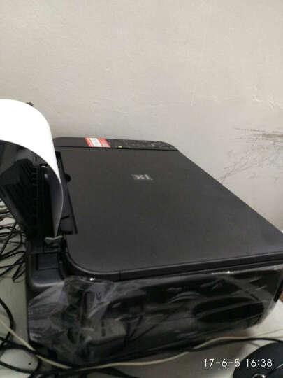 佳能(Canon) MP288 TS3180打印机家用彩色喷墨多功能一体机复印扫描学生照片A4 MP288套餐一=标配+黑彩易加墨墨盒+墨水一套 晒单图