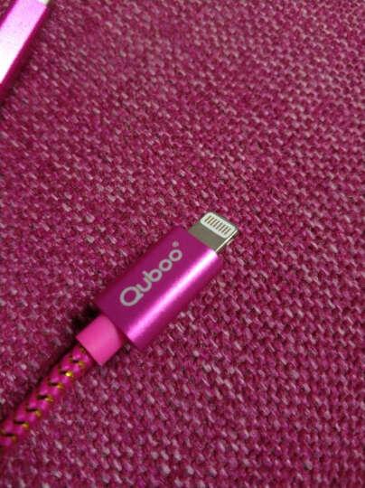 酷波 苹果7/6/5s数据线/充电线 1米 支持iphone5/6s/7 Plus/SE/ipad air mini等 颜色、型号随机发货 晒单图