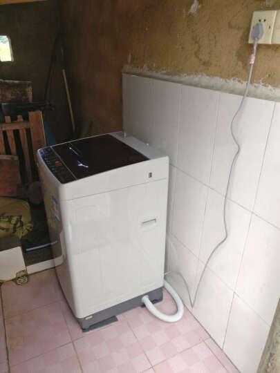 TCL XQB70-1578NS 7公斤全自动波轮洗衣机 桶自洁(亮灰色)绑定自营 晒单图