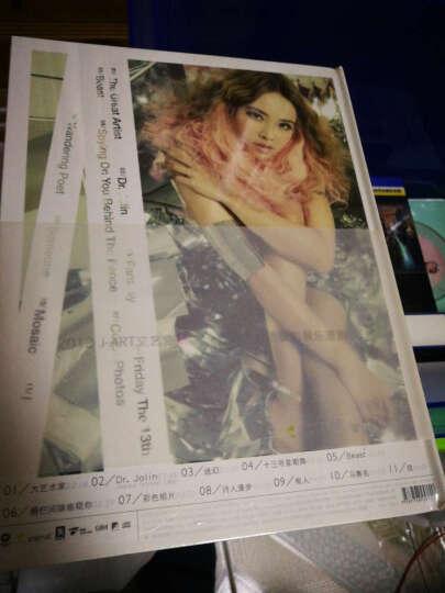 蔡依林:MUSE 爱的谬思(CD 限定预购版内附36P朱丽叶纸上电影歌词本写真书) 晒单图