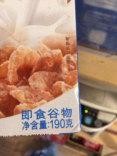家乐氏(Kellogg's)玉米片超值大礼包(可可玉米片190g+香甜玉米片300g+玉米片500g) 晒单图